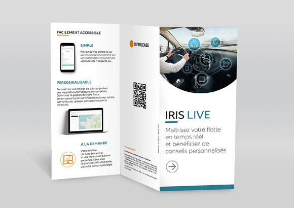 Brochure IRIS Live Overlease